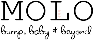 MOLO – bump, baby and beyond Toronto Logo